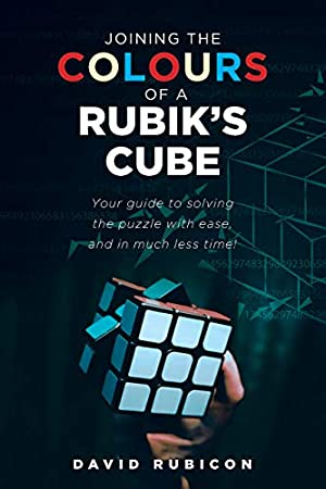 Joining the Colours of A RUBIK'S CUBE